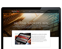 TenantRex Website Design