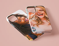 iPhone 12 Case 3d Mockup