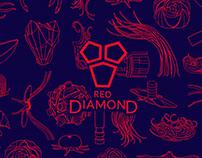 Red Diamond - animated film