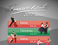 Parkett Klub 2017 tavasz