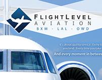 FlightLevel Aviation Poster