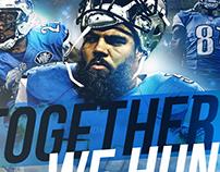 Detroit Lions - Social Media Images