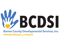 Logo: Barron County Developmental Disabilities