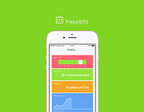 Happbits. An app for habits