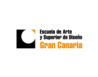 Propuesta finalista concurso imagen EASD Gran Canaria