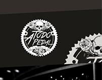 A Todo Pedal Bikes - Branding