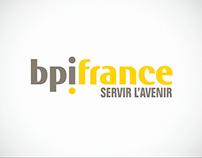 Bpifrance - Art Direction