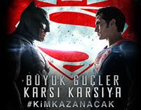 Dc Comics / BatmanvSuperman / Shazam Case Study