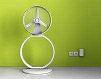 Compact Wireless FAN