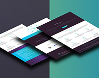 Tribe - Cryptocurrency Branding and Website Design