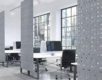 Acoustic Panel Dividers