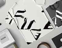 Essive Snowboard Logo Design
