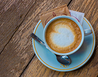 Photography - Cappuccino