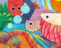 关于海的色彩