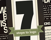 7 Steps to Logo - A Guide to Branding