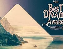The Best Dream awake