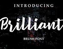Free Brilliant Font