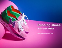 paper_Running Shoes