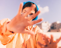 Orange Rooftop - Chelsey