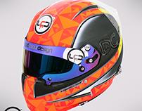 DC Stilo Helmet Project