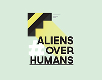Aliens over Humans
