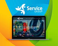 Service Group - Diseño Web Personalizado