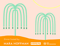 Mara Hoffman Invitation