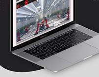 Pulsar Studio - Website
