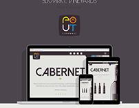 Pout Cabernet (Branding & Identity)