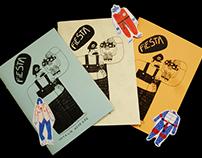 Ilustración-fanzine
