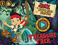 Jake`s Treasure Trek