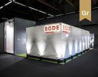 Stand design at Cersaie 2018 | Bode