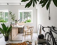 Mizuiro Design / Mr.Chang House