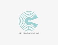 Logo - CryptoCoinWorld