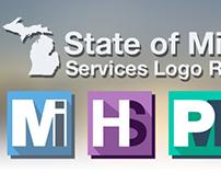 State of Michigan Logo Re-Designs