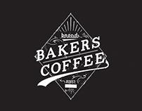 Bakers Coffee Logo