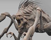 Arachnid Creature