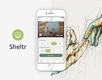 Sheltr App