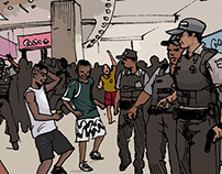 Futuro dos rolezinhos - Folha de S. Paulo