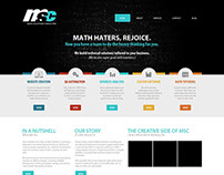 Math Solutions Consulting - Before & After