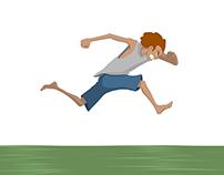 Run Boy ! Run !
