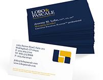 Lobo & Pascale Wealth Management | Identity Design