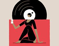 Vinyl - Animation