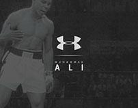 Under Armour X Ali Footwear