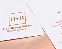 Henrik von Bülow – Corporate Design