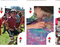 URJ Camp Newman Custom Playing Cards