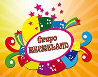 Logo y Publicidad Recreland