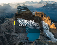 national geographic interaction design