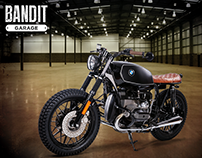 BMW - BANDIT GARAGE
