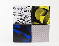 Typographic Cubes